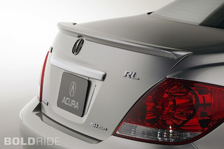 Acura RL with ASPEC Performance Package