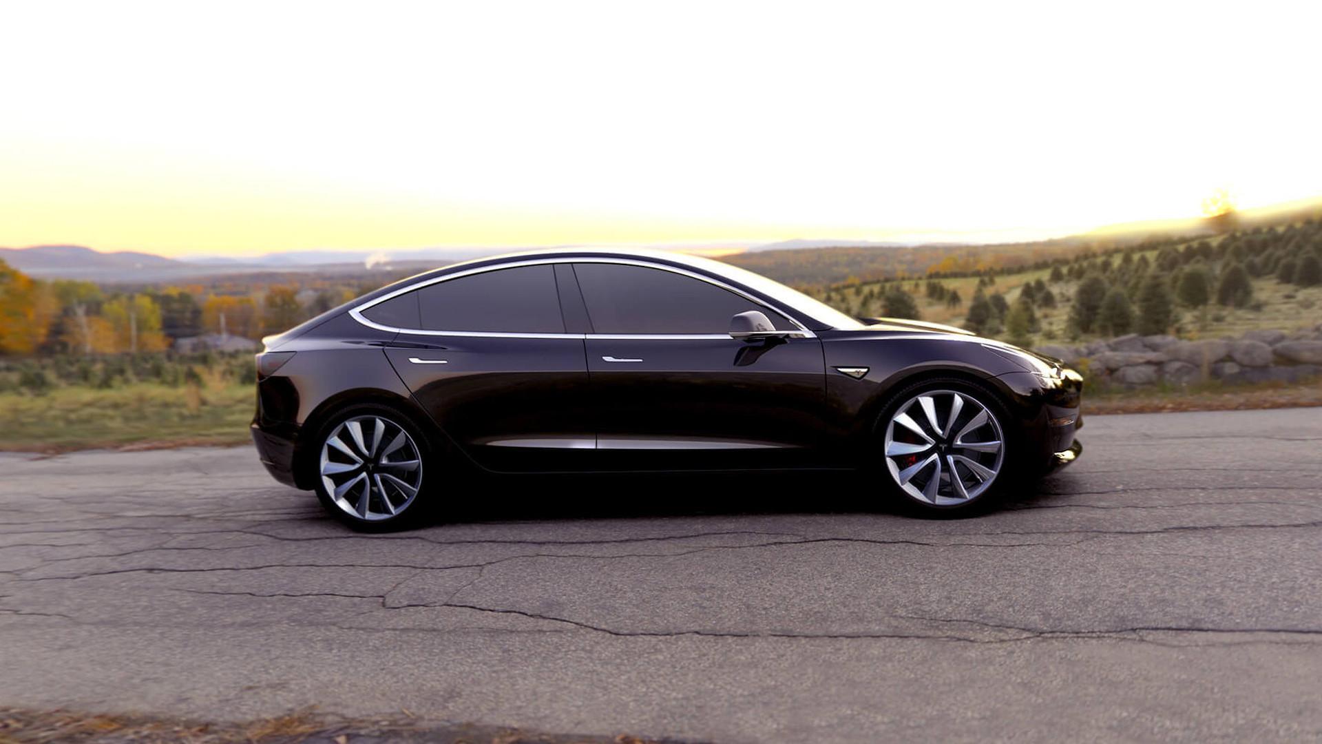 Tesla Model 3 clocks 276k pre-orders, LG tipped to make the touchscreen