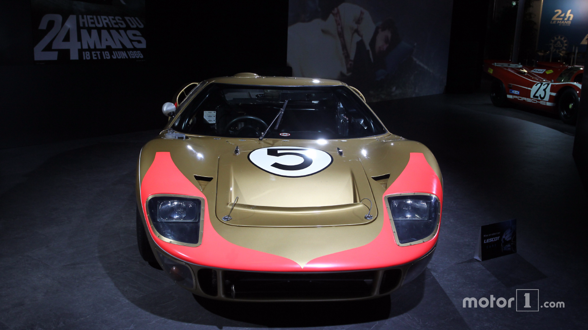 2016 Le Mans exhibition honors North American manufacturers
