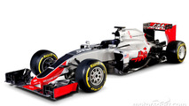 Haas launches its first ever F1 car