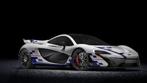 McLaren reveals P1 inspired by Alain Prost for Goodwood