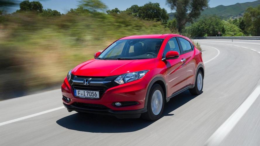 Honda HR-V kicks off at £17,995 in UK