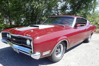 This 1969 Mercury Cyclone is the Most Underrated Muscle Car Money Can Buy