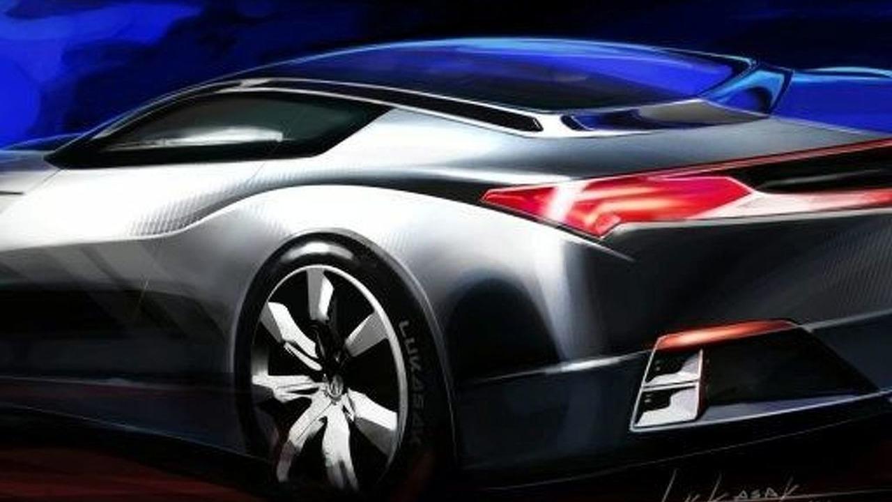 Acura Advanced Sports Car