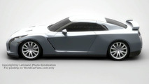 SPY IMAGES: New Nissan GT-R