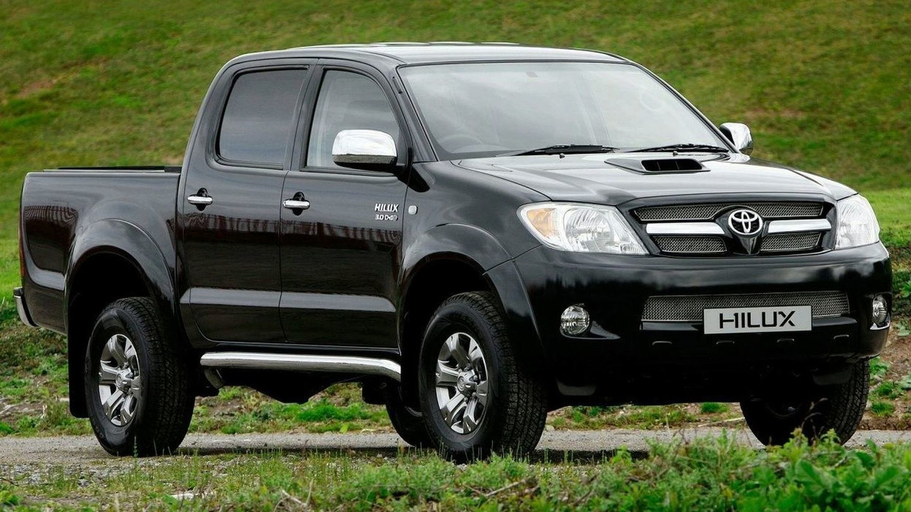 High Powered Toyota Hilux