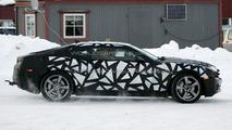 Latest Chevrolet Camaro Spy Photos in Scandinavia