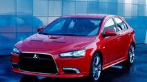 Mitsubishi Lancer Prototype-S leaked