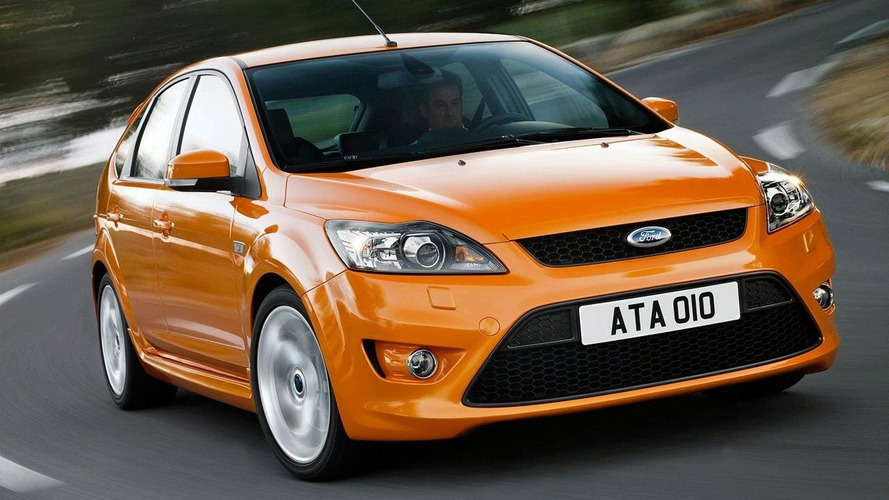 Ford Focus ST terminated