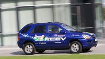 Kia Sportage Fuel Cell Electric Vehicle (FCEV)