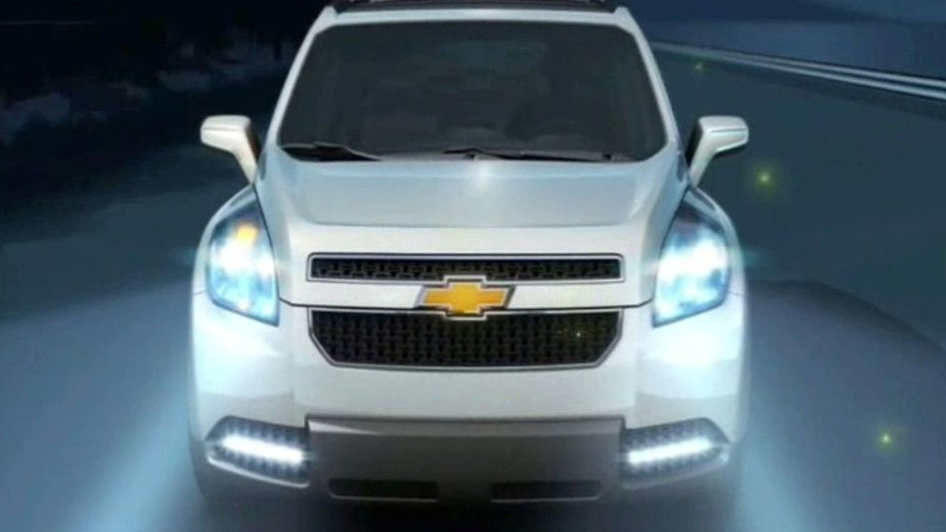 Video, New Images & Details Released for Chevrolet Orlando Concept Unveiling