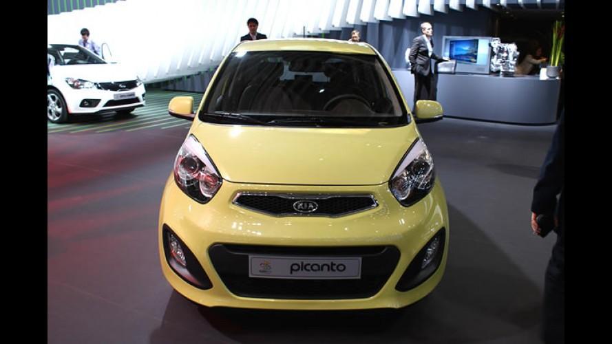 Coréia do Sul: Novo Picanto é o mais vendido em fevereiro