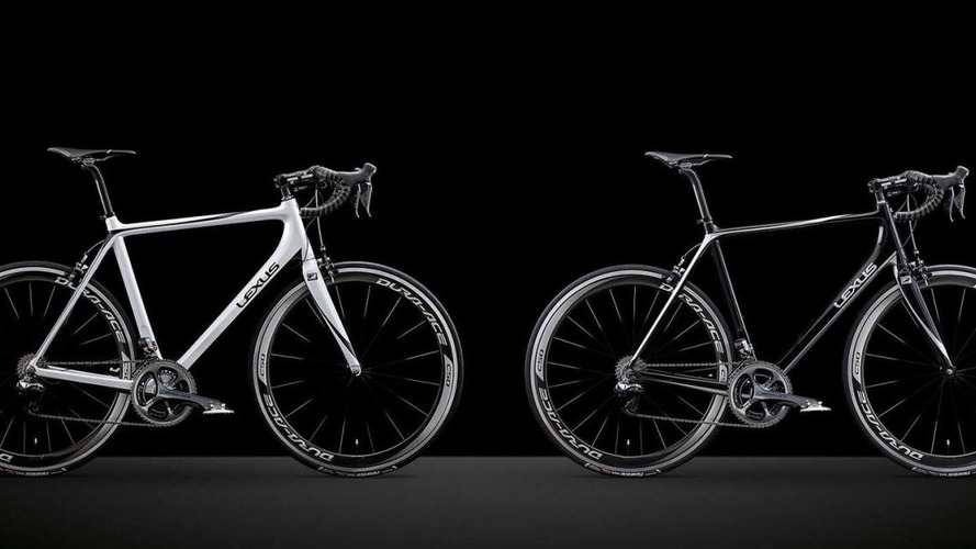 Lexus LFA successor unveiled as a $10k bicycle