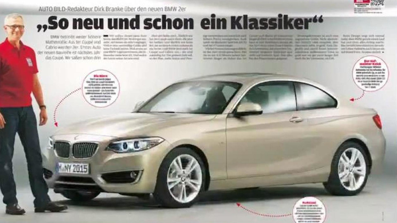 BMW 2-Series Coupe 23.10.2013
