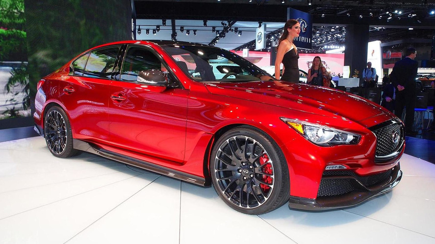 Infiniti Q50 Eau Rouge concept storms into 2014 NAIAS