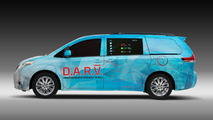 Toyota Debuts Driver Awareness Research Vehicle 21.11.2013