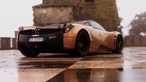 XCAR takes a look at the Pagani Huayra, shows its stunning cabin [video]