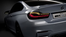 BMW M4 Iconic Lights concept shows off laser headlights and OLED taillights at CES [video]