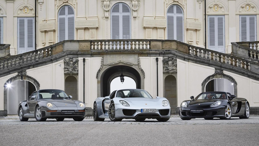 Porsche 918 replacement coming, but not until 2025