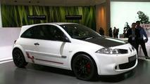 Renault Megane R26.R Revealed at BIMS