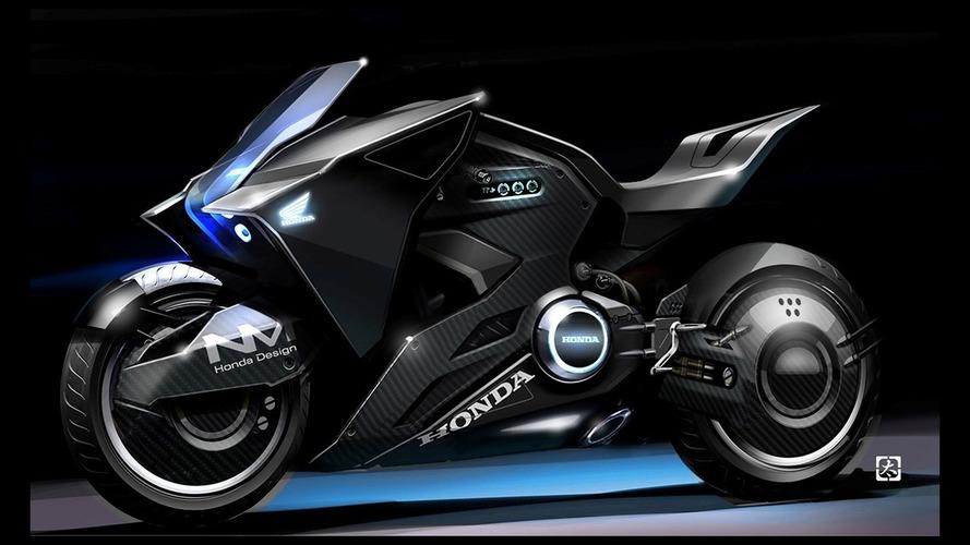 Honda cria moto para Scarlett Johansson em 'Vigilante do Amanhã'