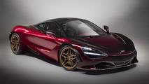 Genève 2017 - McLaren 720S Velocity par MSO
