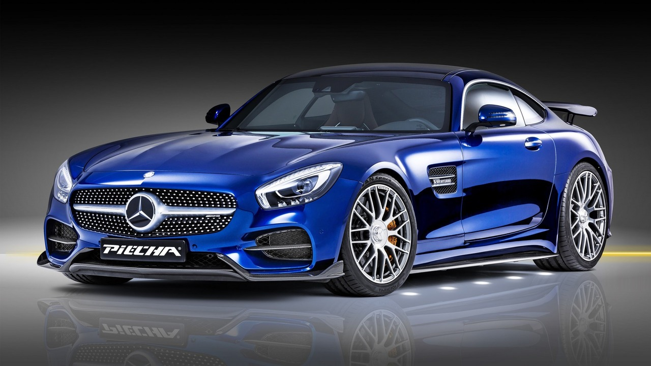 Mercedes-AMG GT S by Piecha