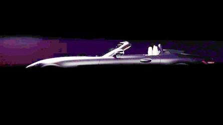 Mercedes-AMG GT C Roadster teased