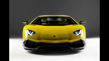 Lamborghini Aventador LP720-4 50th Anniversario