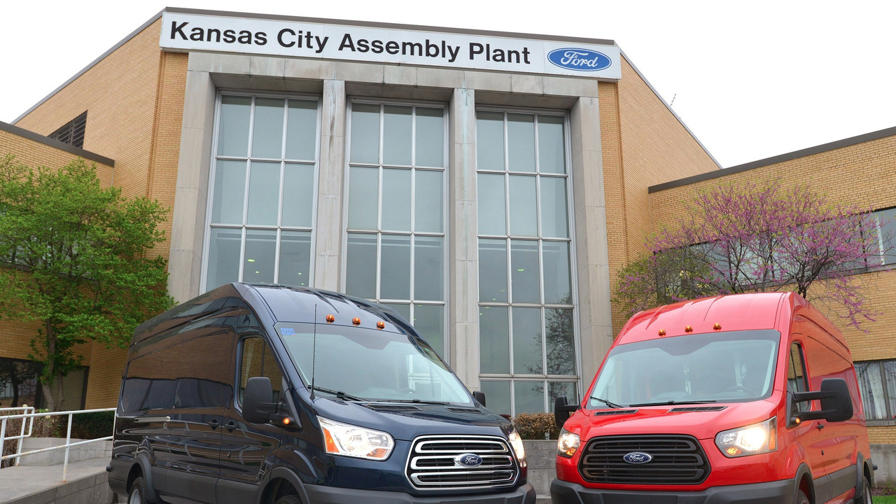 Ford worker murdered while leaving kansas city factory for Ford motor company kansas city mo