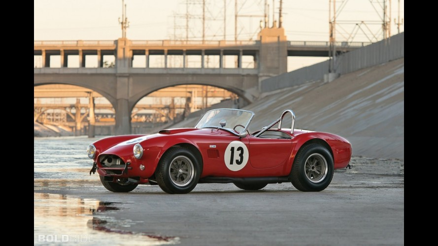 Shelby 289 Competition Cobra