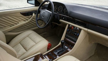 1981: Mercedes-Benz 380 SEC Coupe