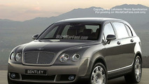 Bentley planning an SUV - report