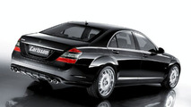 Mercedes-Benz New S 500 by Carlsson