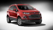 Ford EcoSport (Euro-spec) 06.9.2012
