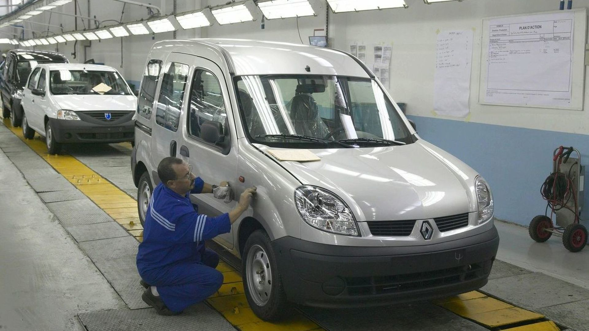 Renault-Nissan to Build New Plant in Morocco