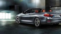 2014 BMW 4-Series Cabrio rendered