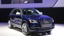 2013 Audi SQ5 TFSI reaches NAIAS