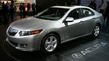Acura TSX Makes World Debut at New York Auto Show