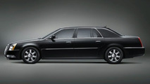 Cadillac DTS-L Revealed at LA Auto Show