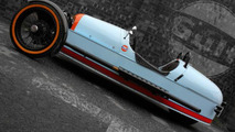 XCAR takes Morgan 3 Wheeler for a spin [video]
