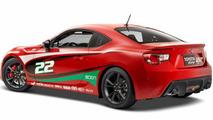 Scion FR-S for Toyota Pro/Celebrity Race
