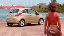 2009 Ford Ka in Quantum of Solace