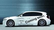 BMW Motorsport 120d