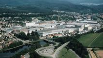 Gaggenau plant, aerial view