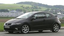 Honda Civic Type-R Spy Photos