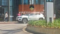 2017 Jeep Compass spy photo