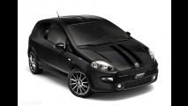 Fiat Punto Jet Black
