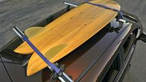 Kia Rio Retro Surf for SEMA - 2.11.2011