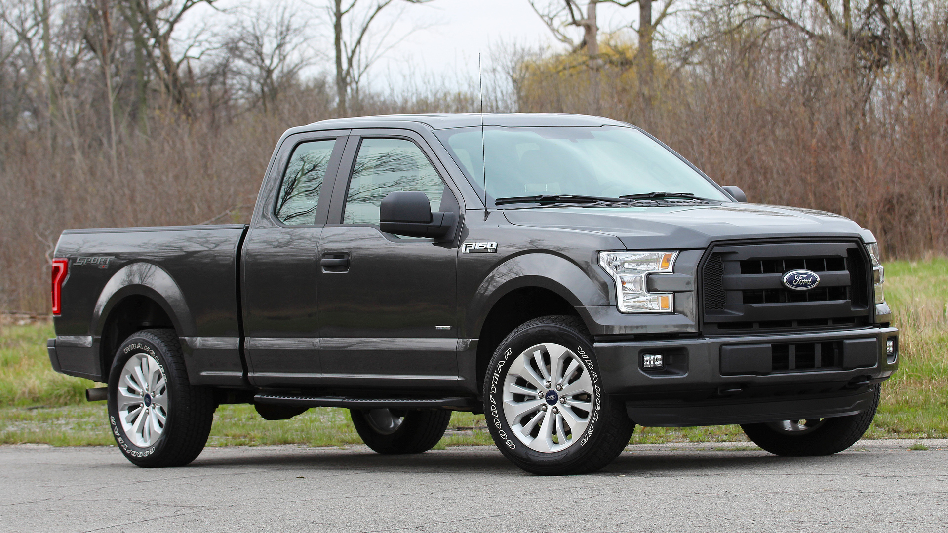 review 2016 ford f 150 xl 4x4. Black Bedroom Furniture Sets. Home Design Ideas